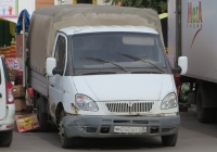 """ГАЗ-3302 """"Газель"""" #М 040 ВТ 45. Курган, улица Гоголя"""