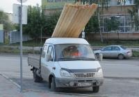 """Бортовой грузовик ГАЗ-330232 """"Газель"""" #В 308 КУ 45.  Курган, Сибирская улица"""