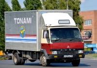 Фургон на шасси Mitsubishi Fuso Canter #Р 425 СА 123. Ростов-на-Дону, улица Малиновского