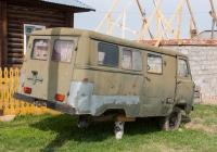 Мастерская КИ-13905 на шасси УАЗ-3303. Томская область, Мельниково