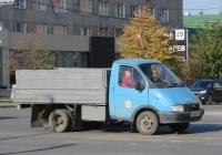 "Бортовой грузовик ГАЗ-33021 ""Газель"" #О 288 АК 45. Курган, улица Куйбышева"