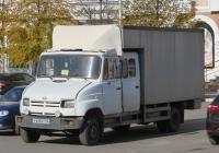 Фургон 379610 на шасси ЗиЛ-5301ГА #Р 489 ВТ 45. Курган, улица Гоголя