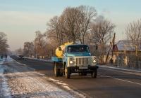 Автоцистерна АЦПТ-3,3 на шасси ГАЗ-53-12 #АН 2165 АХ. Житомирская область, Коростень