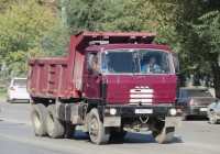 Самосвал на шасси Tatra Т815-2 #У 999 КЕ 45. Курган, Пролетарская улица