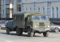 Автомастерская на шасси ГАЗ-66-11 #Е 862 СС 72. Курган, улица Володарского