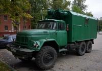 ЗиЛ-131Н с кузовом КМ131 #В 489 ТР 177. Москва, улица Руставели