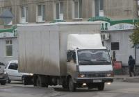 Фургон на шасси Tata LPT613 #Е 669 МК 196.  Курган, улица Куйбышева
