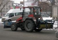 Трактор ВТЗ-2048А #9872 СА 66 с коммунальным оборудованием. Екатеринбург (Свердловск)