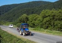Трактор Luzhong LZ404 #02612 АО. Закарпатская область, Иршавский район, Долгое