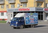 Фургон на шасси Kia Bongo III #В 902 КХ 45. Курган, улица Коли Мяготина