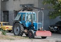 Бурильно-крановая машина на базе трактора Беларус-82 #00801 КС. Киев, Голосеевская улица