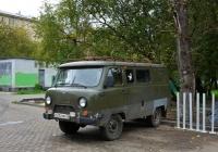 Автомобиль УАЗ-390995 #О 230 ММ 76 . Москва, Рижский проезд