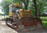 Бульдозер на базе трактора Т-170. Свердловская область, Ертарский