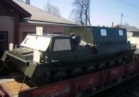 Вездеход ГАЗ-34039. Свердловская область, станция Юшала