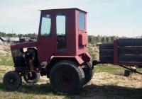 Самодельный мини-трактор. Свердловская область, Луговской, улица 8-марта