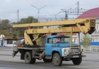 Автоподъёмник АГП-22 на шасси ЗиЛ-431412 #А 280 КА 45. Курган, Станционная улица