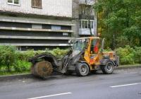 Многофункциональная коммунальная машина Wille 455В #9104 РУ 78. Россия, Санкт-Петербург, Пушкин, Оранжерейная улица