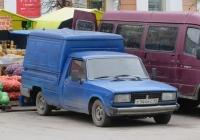 Фургон ИЖ-27175 #Т 144 КС 45. Курган, улица Гоголя