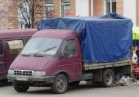 "Бортовой грузовик на базе фургона ГАЗ-2705 ""Газель"" #K 292 KO 45. Курган, улица Гоголя"