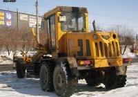 Автогрейдер ДЗ-122Б #3436 ТС 72. Тюмень, Авторемонтная улица