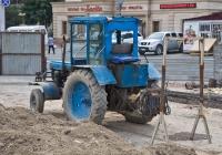 Передвижной сварочный пост на базе колесного трактора Т-28Х4. Алматы, улица Толе би