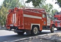 Пожарная автоцистерна  АЦ-2,5-40(433362) на шасси ЗиЛ-433362 #922KP02. Алматы, проспект Алтынсарина