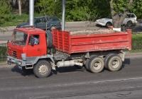 Самосвал на шасси Tatra T815-2 #B997EPO. Алматы, проспект Раимбека