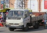 Бортовой грузовик Shifeng SSF1040HDP64-2 #А 656 ЕХ 45. Курган, улица Гоголя