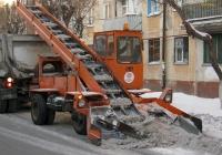 Снегопогрузчик КО-206А #4067 ТХ 72. Тюмень, Рижская улица