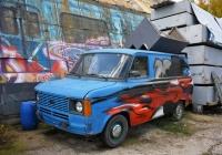 Цельнометаллический фургон . Москва, улица Заречье, вл. 3а (Музей индустриальной культуры)