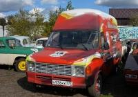 Цельнометаллический фургон #Н 936 КК 777. Москва, улица Заречье, вл. 3а (Музей индустриальной культуры)