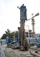 Буровая установка Hütte HBR 205MP. Алматы, проспект Абая