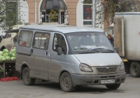 Грузопассажирский автомобиль на базе ГАЗ-2217 #Р 079 КС 45. Курган, улица Гоголя