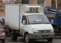 """Рефрижератор на шасси ГАЗ-3302 """"Газель"""" #М 653 КК 45. Курган, улица Гоголя"""