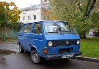 Микроавтобус Wolksvagen T3 Multivan Syncro 16 #М 784 СК 77. Москва, 1-я улица Ямского Поля