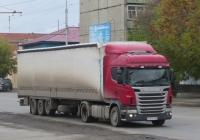 Седельный тягач Scania G440LА4Х2НNА #М 901 КУ 152. Курган, улица Куйбышева