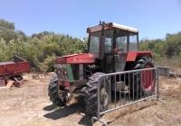 Трактор серии Zetor 92*. Греческая республика, остров Родос, г. Родос