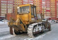 Бульдозер Б10М #0774 ТХ 72. Тюмень, Пролетарская улица
