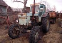 Трактор Т-40АМ #2253 ШН. Свердловская область, Луговской