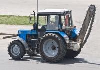 Экскаватор траншейный цепной ЭТЦ-2086 на базе трактора Беларус-82П #A 136 AHD . Алматы, улица Саина
