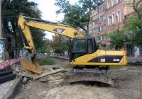 Экскаватор Caterpillar M318D. Одесса