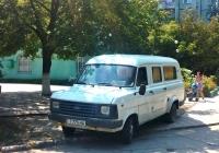 Микроавтобус Ford Transit*. Приднестровье, Тирасполь, улица Юности