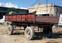 Прицеп тракторный типа 2ПТС-4 #6441 CC 66. Свердловская область, Лосиный