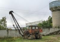 Кран-трубоукладчик ТГ-6,3 на базе трактора Т-4А. Донецкая область, Зугрэс