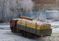 Автомобиль КамАЗ-53212 #В 175 АУ 163. Самара, Ульяновский спуск