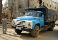 Автомобиль ЗиЛ-ММЗ-4502. Самара, проспект Ленина