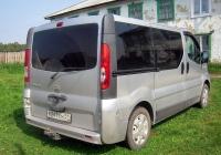 Микроавтобус Nissan Primastar #К 247 КМ 51. Свердловская область, Лосиный