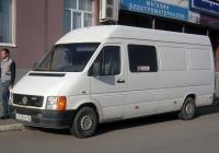 Фургон Volkswagen LT35 #С 613 ЕК 56. Тюмень, улица Газовиков