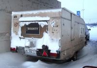 """Прицеп """"Дача-375"""" (мод. 8120А) #АС 1321 72. Тюмень, улица Газовиков"""