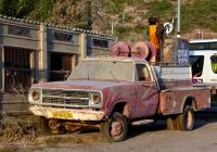 Пожарный автомобиль Dodge Power Wagon #60-642-80. Израиль, Зихрон-Яаков